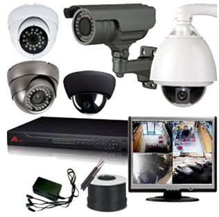 CCTV & Surveillance cameras in uganda from black knight africa